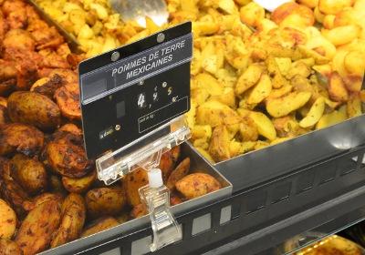 Bulletin de l'AFSCA  : étiquetage  et déclaration des allergènes pour les aliments non préemballés