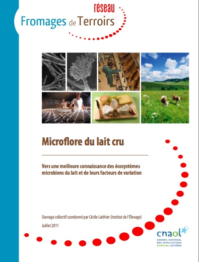 Microflore du lait cru / microbial ecosystems of raw milk